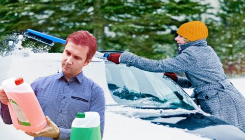 Antifreeze – Useful in Extreme Hot and Cold Weather Conditions