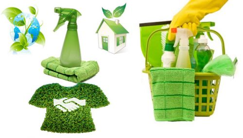 It's Effortless To Go Green With Eco-Friendly Items And Green Cleaners
