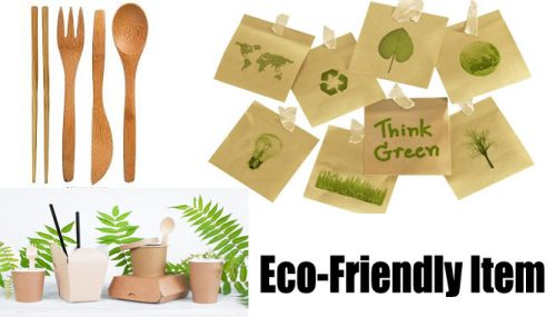 What Tends to make an Eco-Friendly Item?